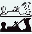 Wood tool vector image