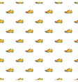 Sneakers for tennis pattern cartoon style vector image