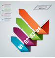 infographic vector image vector image