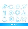 spa icon4 vector image