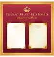 elegant and luxury white and yellow papers with vector image