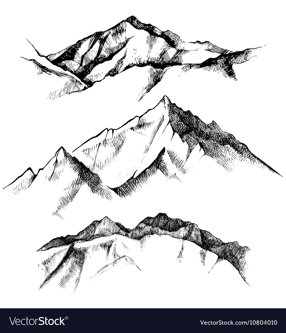 Mountains are calling and i must go  emblem vector
