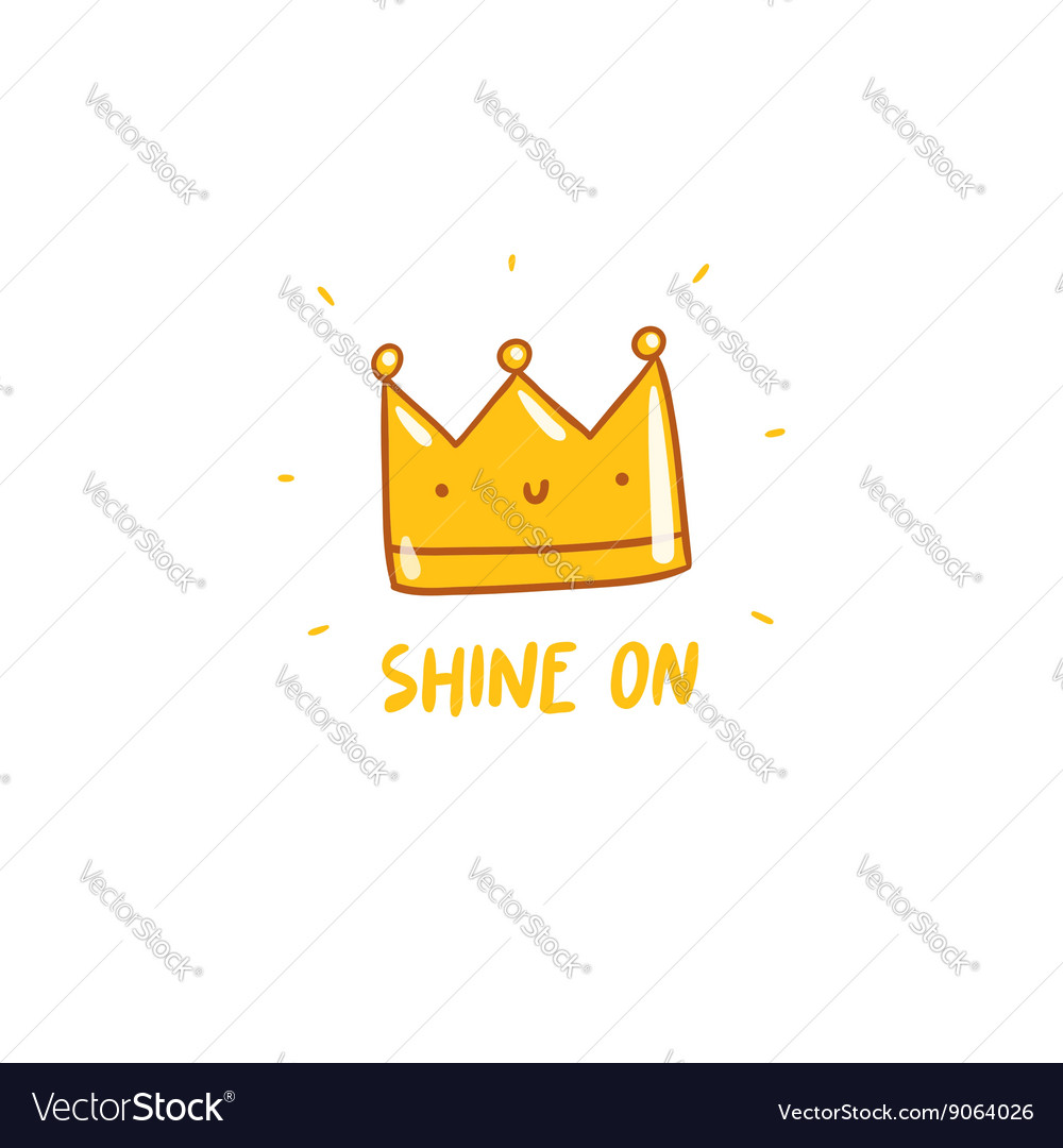 Shine on vector