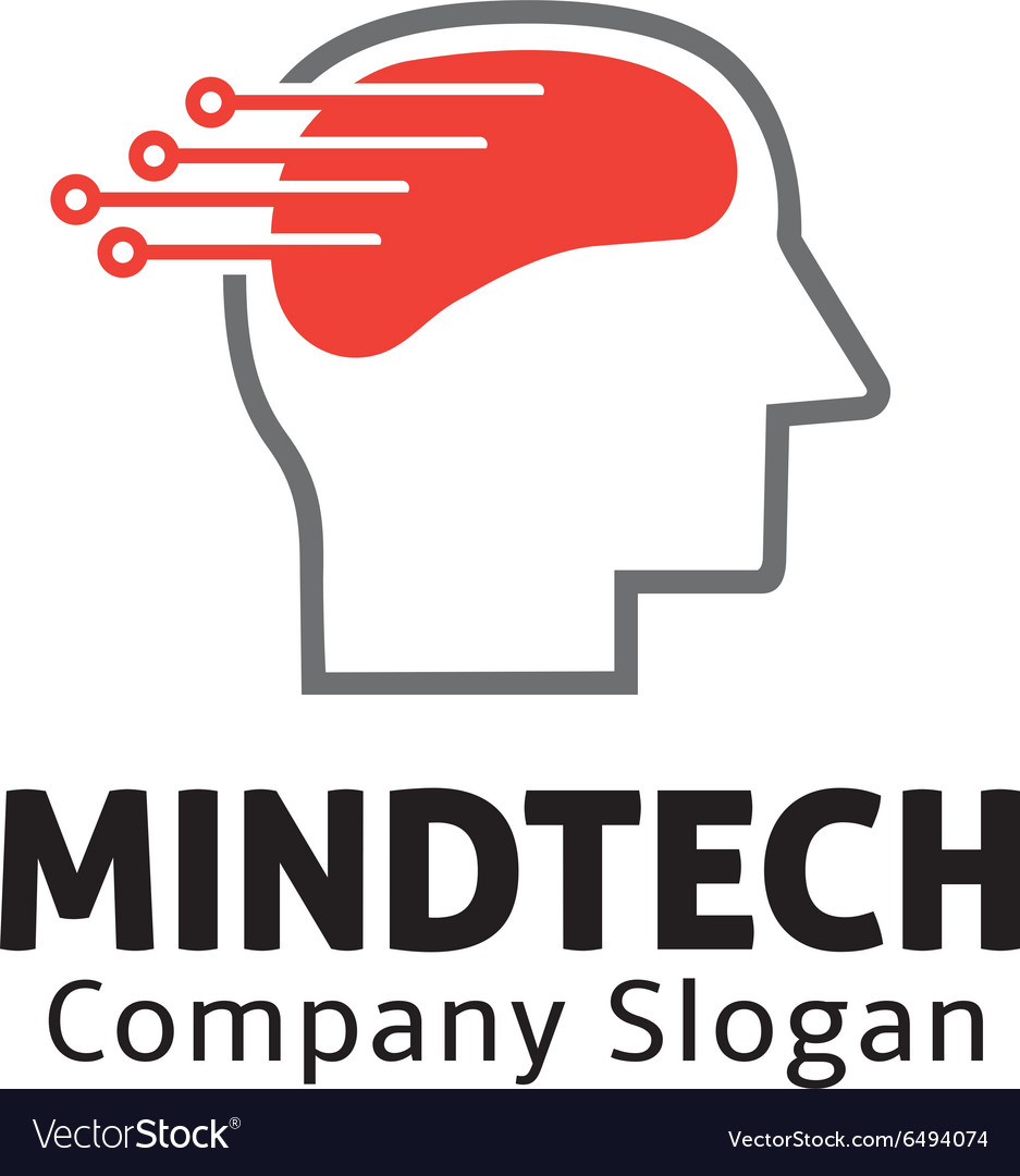 Mindtech design vector