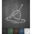 float icon Hand drawn vector image