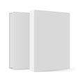 White book vector image vector image