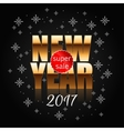 New Year -2 vector image
