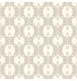 Vintage light pattern vector image