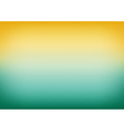 Yellow Green Spring Gradient Background vector image