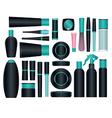 cosmetics set 7 vector image