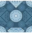 diamonds seamless 01 vector image
