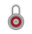 high security padlocks vector image