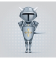 Knight vector image