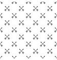 arrows lgbt pattern vector image