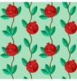 Pomegranates seamless pattern vector image