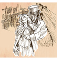 Jack the Ripper - An hand drawn vector image