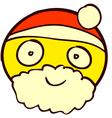 Smiley Doodle 17 vector image