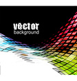 Abstract mosiac background vector image