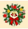 christmasdecor vector image vector image