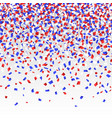 confetti background seamless vector image