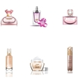 Cosmetics Packages 3d design set vector image