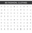 fashion style clothing clothes female dress vector image