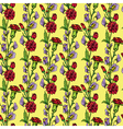flowers handdrawn 33 380 vector image
