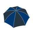 umbrella rain awning vector image