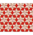 Christmas seamless pattern Gold crystal shining vector image