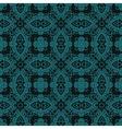 Decorative retro pattern vector image