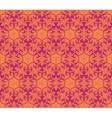 Vintage pattern wallpaper seamless background vector image