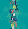 Summer Bouquet vector image