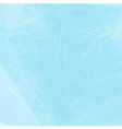 Blue Abstract background for design vector image
