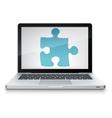 Puzzle Concept vector image