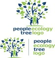 people ecology tree logo 9 vector image