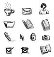 sketch icon vector image