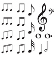 Music Notes2 vector image