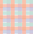 Abstract seamless checkered vector