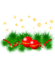 christmas background new vector image