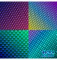 Neon backgrounds vector image