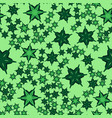 geometric seamless star shapes pattern repeating vector image