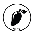 Icon of Mango vector image