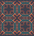 dark seamlessgeometry pattern tileable vector image