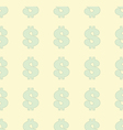 Seamless pattern with dollar sign vector image
