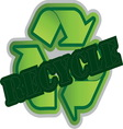 recycle6 vector image
