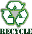 recycle7 vector image