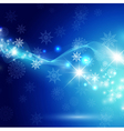 Christmas Holiday Abstract Background vector image