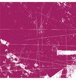 grunge backgrond vector image