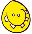 Smiley Doodle 33 vector image vector image