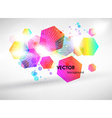 Bright Abstract Background vector image